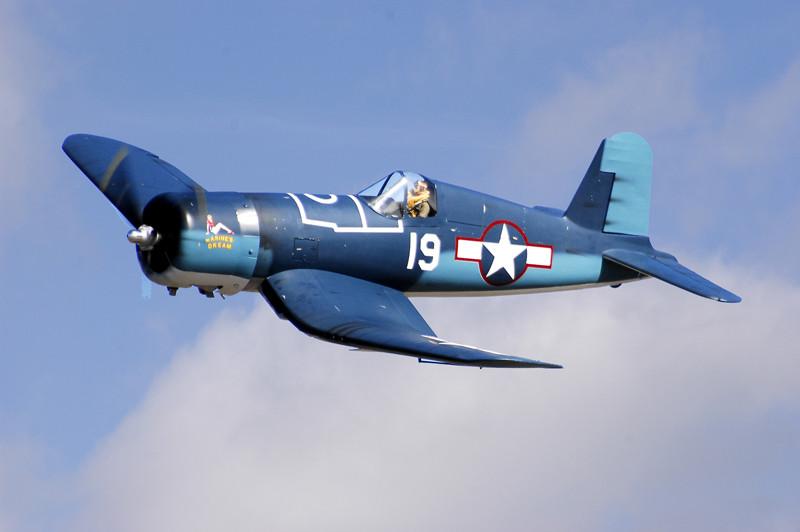F4u 1 Corsair Plan