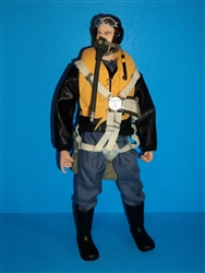 Wwii German Luftwaffe Rc Pilot Figure