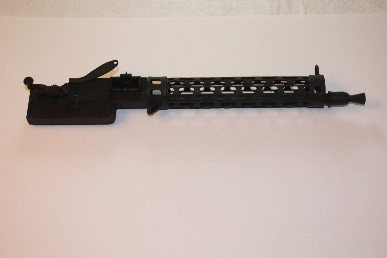 Scale Wwi Spandau With Gun Sight Machine Gun Kits Dviii