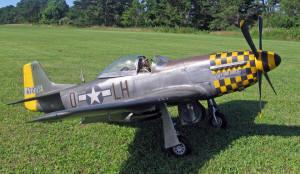 P 51d Mustang Plans