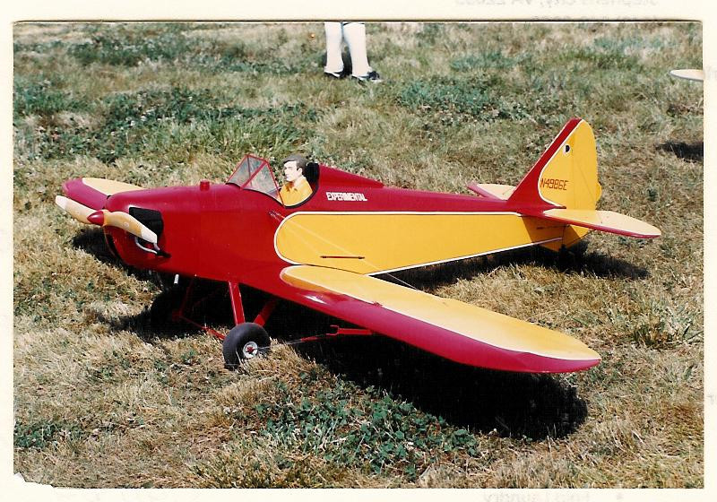 Bowers Fly Baby Mono Plan Scale Plans From Other Designers